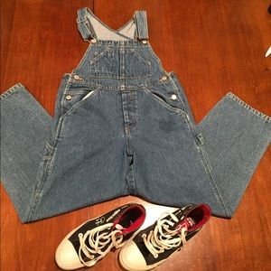 Old navy overall jeans